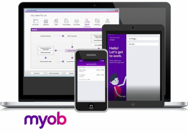 MYOB Teams