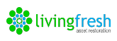 living fresh logo