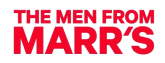 the men from marr's logo