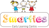 smarties early learning centre logo