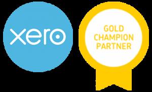 Xero Gold Champion Partner Logos