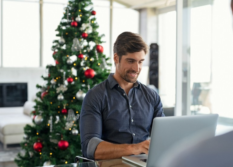 Christmas Time for Small Busineses