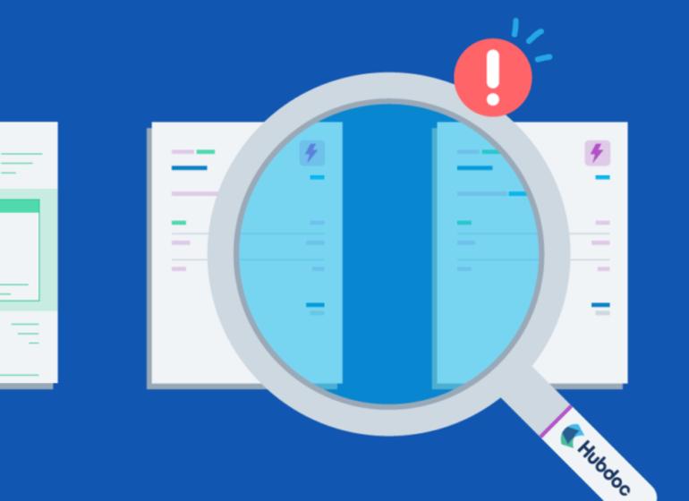Hubdoc Duplicate Document Detection